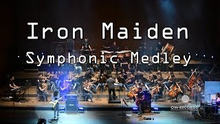 Iron Maiden   Fear Of The Dark, The Number Of The Beast, Run To The Hills Symphonic