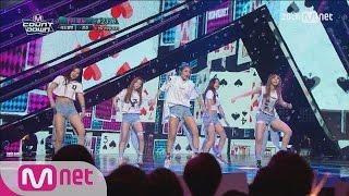 Red Velvet(레드벨벳) - 'Dumb Dumb' M COUNTDOWN 150917 EP.443