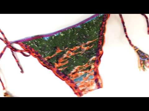 Bendito Flamingo Bikini - AGUA BENDITA