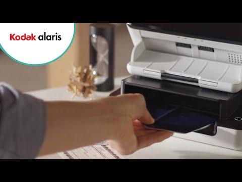 Passport Scanning l  E1000 and S2000 series l Alaris, a Kodak Alaris Business Preview
