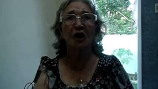 Vovó Liquinha Cantando a música dos Bichos