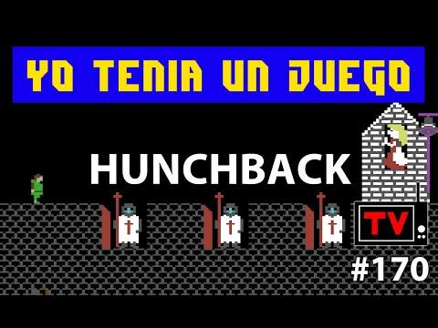 Yo Tenía Un Juego TV #170 - Hunchback (Commodore 64)