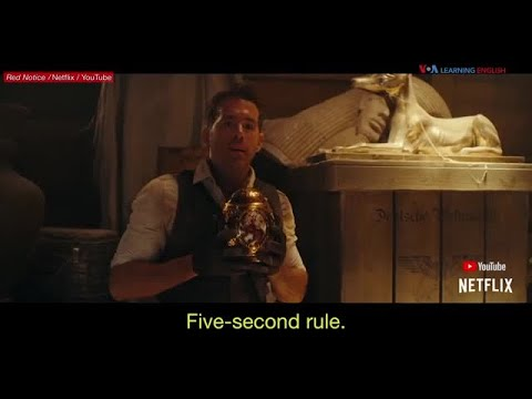 English @ the Movies: Five-Second Rule