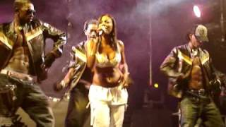 Yola Araújo Festa da MTV 2005