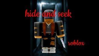 Hide and seek roblox music video