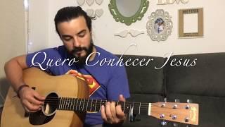 Bruno Gouveia-Musica: Quero conhecer Jesus ( Meu Amado é o Mais Belo)