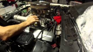 92 Camaro 350 with Weiand 142 blower