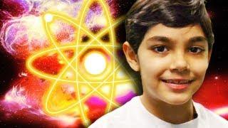 9-Yr-Old College Prodigy: Tanishq Abraham