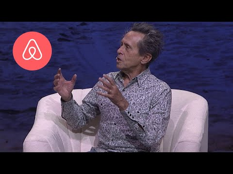 Brian Grazer on Eye Contact and Being Human | Airbnb Open 2016 Los Angeles