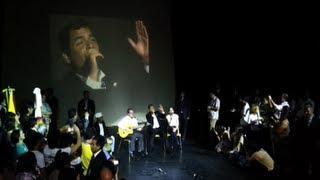 Rafael Correa se reunió con residentes ecuatorianos en Buenos Aires
