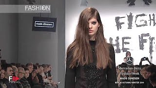 MADS DINESEN Fall 2014 Berlin - Fashion Channel