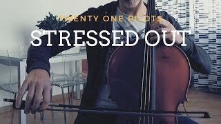 Twenty One Pilots - Stressed out for cello and piano (COVER)