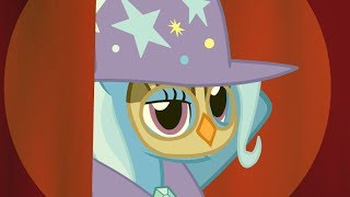 Trixie Performs for the Cult of Owls