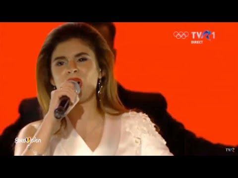 Teodora Dinu - Fly| Semifinala Eurovision 2018