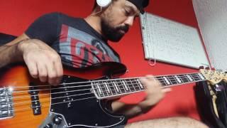 Wesley e Marília Mendonça Ninguém é Ferro Cover Bass Fender