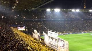 BVB - Benfica Hymne + Choreo