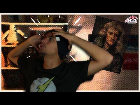 لية نيوتن عمل قانون نيوتن ؟ | عصف ذهني