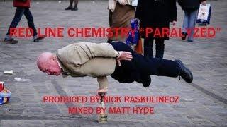 "Red Line Chemistry ""Paralyzed"" - LYRIC VIDEO"