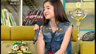Bianca Petcu, o cântăreaţă în devenire