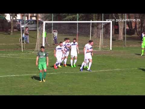 """FK """"Železničar"""" - FK """"Omladinac"""" (NB) 1:0"""