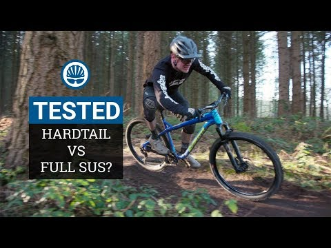 """Hardtail or Full Suspension Mountain Bike""""   Which Should You Buy"""""""