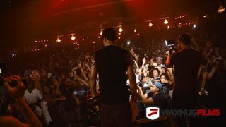 French Montana - Ain't Worried Bout Nothin - Sanctuary - Waxhug Films - Live