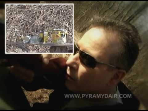 Video: Avenger 1100 air rifle - Airgun Reporter Episode #12   Pyramyd Air