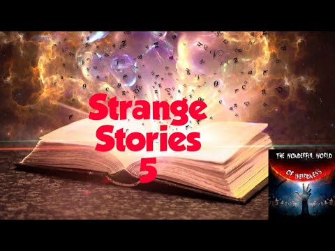 Strange Stories 5 :The Forgotten Cemetary and the Lost Soul