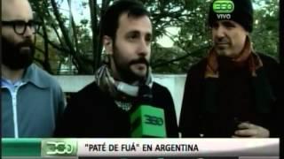 """360 TV - """"Paté de Fuá"""" en Argentina"""