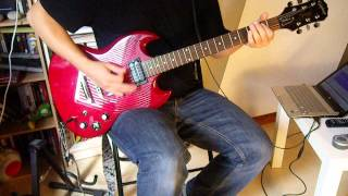 Faith No More - The Gentle Art of Making Enemies (Guitar Cover) HD