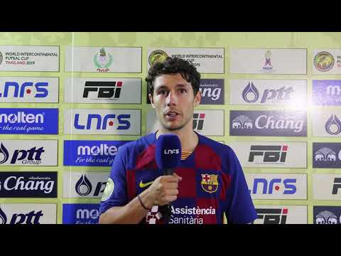 World Intercontinental Futsal Cup: Roger (Barça)