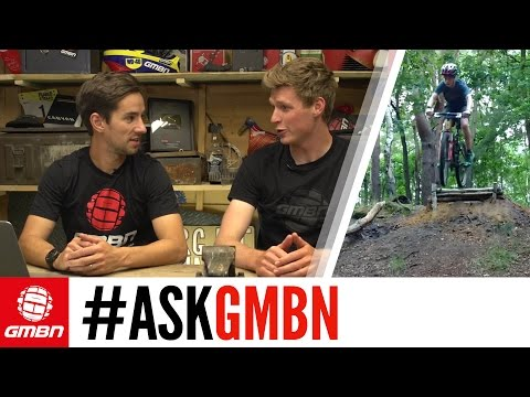 Foot Placement, Smashing Cyclocross And Working On Your Skills | #ASKGMBN