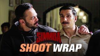 Simmba Shoot Wrap | Ranveer Singh, Sara Ali Khan, Sonu Sood, Karan Johar | Rohit Shetty | Dec 28