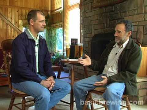 At Home with Charlie Papazian - Basic Brewing Video - October 18, 2006