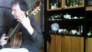 Con Te Partirò - Time to Say Goodbye (Classical Guitar Arrangement by Giuseppe Torrisi)