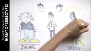 Threat of Stereotypes | Social Experiments Illustrated | Channel NewsAsia Connect