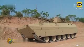 """走出国门的""""中国神器"""":新一代步兵战车VN-12  作战性能达世界先进水平"""
