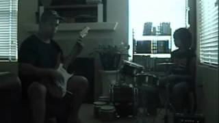 DAD'S EMPIRE GUITAR WARS AS ROCKER 10 YR OLD STAR SON STRIKES DRUM - OFFICIAL TRAILER