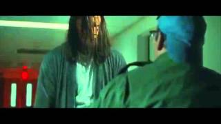 michael myers escape scene