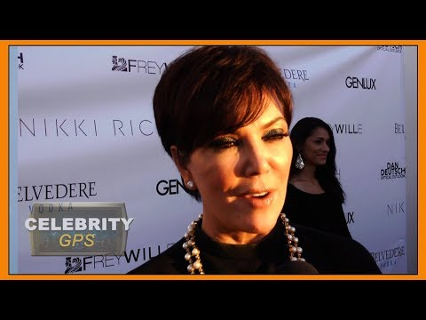 KRIS JENNER wants her own FASHION or BEAUTY LINEHollywood TV
