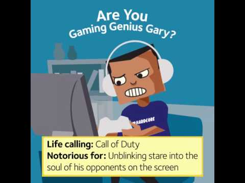 Fight Eye Fatigue: Gaming Genius Gary
