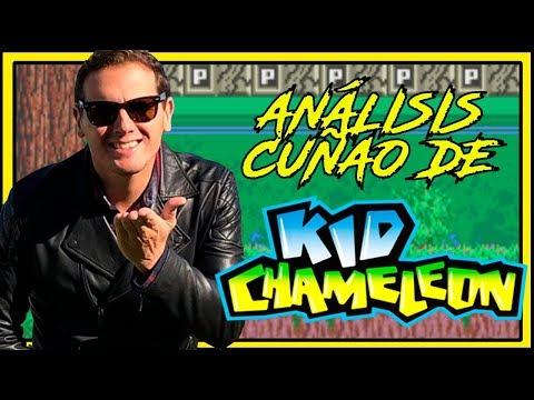 Análisis Cuñao de Kid Chameleon (Mega Drive)
