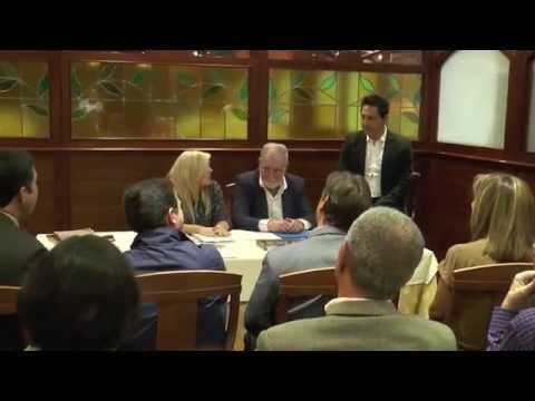 Presentación del libro 200 Tapas de España de Alberto Acosta