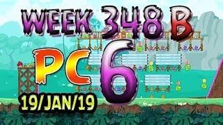 Angry Birds Friends Tournament Level 6 Week 348-B PC Highscore POWER-UP walkthrough