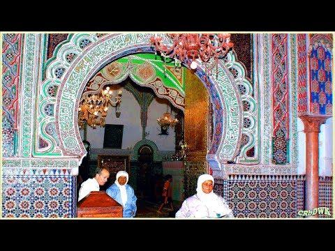 MAROKKO – F E S,  Medina – Moschee (11.JH),  Souk – Gerberei