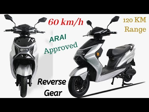 Upcoming Electric Scooter in India 2019 - M2GO-X1