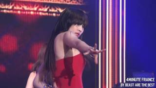 [Fancam] Hyuna (Dazzling Red) 121229 - This Person (SBS Gayo Daejeon)