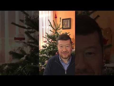Tomio Okamura: Přeji Vám krásné vánoční svátky.