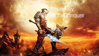 Philippe Rey - Born to Conquer (2012 - Age of the Fallen)