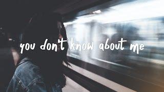 Ella Vos - You Don't Know About Me (Lyrics Video)